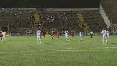 Mogi Mirim perdeu para o Linense - O time de Mogi Mirim perdeu para o Linense por 2 a 3 pelo Campeonato Paulista.