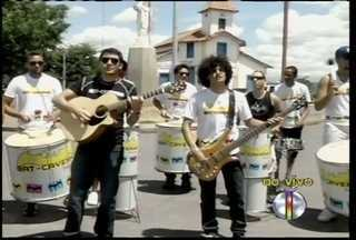 Banda Bat-Caverna traz o melhor do carnaval de Diamantina para Montes Claros - Confira um pouco do som da banda Bat-Caverna que já é tradição do carnaval de Diamantina (MG).