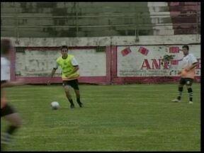 Santo Ângelo estréia amanhã no Gauchão - Nossa equipe acompanhou os preparativos do time no Estádio da Zona Sul.