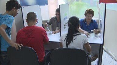 PAC Educados fica aberto neste sábado em Manaus - Entre os serviços oferecidos no PAC estiveram expedição da Carteira de Identidade; entrada para o Seguro Desemprego, Carteira de Trabalho Manual e Digitalizada.