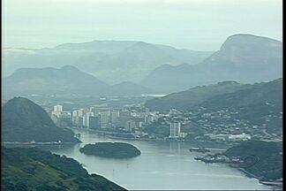 Semana começa com sol e poucas nuvens no Espírito Santo - Temperaturas variam entre 17°C e 25° C na região Serrana.Termômetros podem atingir os 34° C nas demais regiões.
