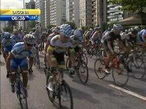 Subida do Morro da Cruz reúne ciclistas de todo o Brasil em Florianópolis - Subida do Morro da Cruz reúne ciclistas de todo o Brasil em Florianópolis