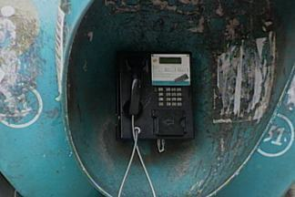 Orelhões estão cada vez menos utilizados em João Pessoa - Cerca de 70% da população já tem acesso ao celular, diminuindo o uso dos orelhões.