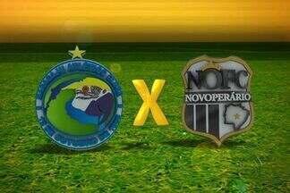 Confira os gols de Maracaju 2 x 1 Novoperário - Confira os gols de Maracaju 2 x 1 Novoperário, pela 13ª rodada do Campeonato Sul-Mato-Grossense
