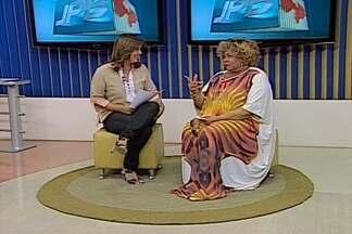 Entrevista com a cantora Alcione no JPB 1ª Edição - Cantora fala sobre carreira e principais sucessos.