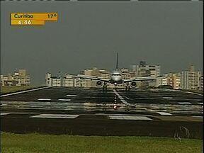Cenipa reforça a campanha contra o uso de raio laser apotando contra aviões - O equipamento coloca em risco pousos e decolagens