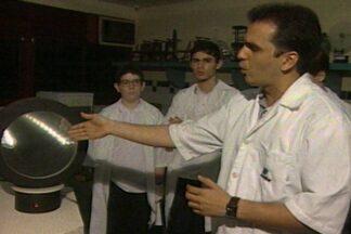 Grupo de estudantes de Campina Grande se destaca pelo desempenho em física - Garotos conseguiram passar de etapa de torneio internacional de jovens físicos.