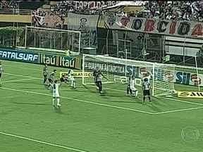 São Paulo derrota São Bernardo; confira os gols dos estaduais - O São Paulo derrotou o São Bernardo por 2 a 1. O Palmeiras venceu o Botafogo-Sp por 2 a 0. O Corinthians empatou com o XV de Piracicaba em 1 a 1. Pelo Campeonato Mineiro, o Atlético-MG passou pelo América de Teófilo Otoni por 2 a 0.
