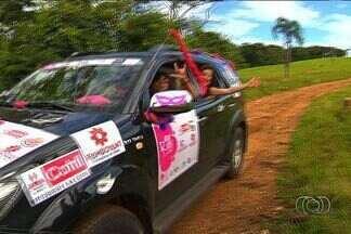 12ª edição do Rally da Mulher acontece neste final de semana - Tradicional disputa acontece em Goiânia.