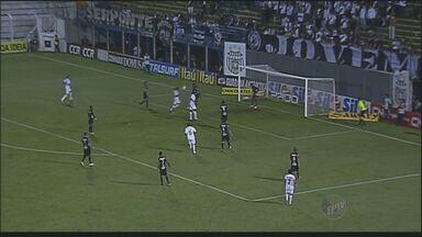 Ponte Preta e União Barbarense empataram na rodada do Paulista - Com gol no segundo tempo, União Barbarense e Ponte Preta empataram na rodada do Campeonato Paulista, na quinta-feira (21).