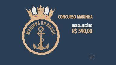 Marinha está com inscrições abertas para concurso para jovens - Oportunidade é para quem deseja ser fuzileiro naval.