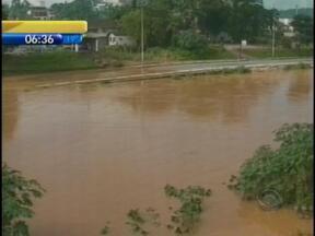 Defesa Civil segue alerta nas cidades atingidas pelas chuvas em SC - Defesa Civil segue alerta nas cidades atingidas pelas chuvas em SC