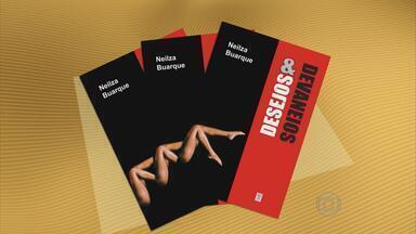 """Poetiza Neilza Buarque lança primeiro livro nesta sexta, no Recife - """"Desejos e devaneios"""" fala de amor e do prazer, na visão feminina. Lançamento, com direito a recital, será às 19h30, na Livraria Cultura do shopping Paço Alfândega."""
