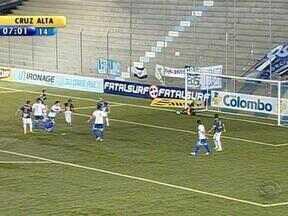Esportivo vence o São José em Porto Alegre - Partida terminou em 2 a 0 para o time da Serra.