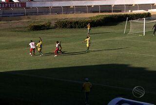 Veja os gols de Sergipe x Socorrense e River x América - Jogos foram realizados no sábado.