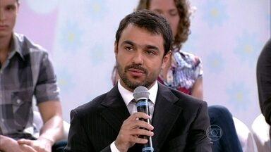 Rodrigo Carelli: 'Gastos não aumentarão tanto para os patrões' - Carli dos Santos comenta que a luta dos empregados por mais direitos é antiga