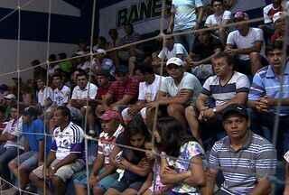 Expectativa do Real Moitense foi frustrada no primeiro jogo da Taça Brasil (0X0) - O primeiro jogo oficial de 2013 da Taça Brasil de Futsal foi marcado por frustação para o time da casa. O empate de 0X0 contra o Cajuína não estava nos planos do Real Moitense, mas o empate contra os favoritos a título não foi tão negativo.