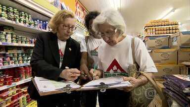 Movimento das donas de casa mostra que isenção em cesta básica não reduziu preços - Pesquisa avaliou ítens em cinco supermercados