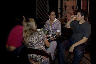 Paraenses pararam para acompanhar mais uma final do Big Brother Brasil - Paraenses pararam para acompanhar mais uma final do Big Brother Brasil