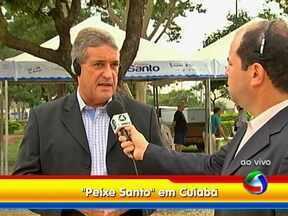Começa o projeto Peixe Santo em Cuiabá - A intenção é atender a demanda dos cuiabanos com preços populares. Ao todo são 36 locais de venda, espalhados por todas as regiões da cidade.