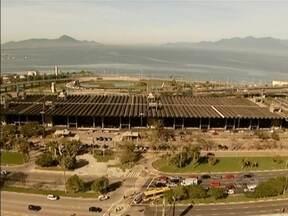 Empresa terá prazo de um ano para reformar o Terminal Rita Maria, em Florianópolis - Empresa terá prazo de um ano para reformar o Terminal Rita Maria, em Florianópolis