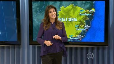 Previsão é de chuva no feriado nas principais estradas que cortam Minas Gerais - Tempo fica encoberto e chuvoso na maioria das regiões.