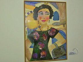 Exposição fala das mulheres à frente do seu tempo - Exposição revela aos mato-grossenses um pouco do talento de dez artistas premiadas. Em telas e esculturas, traços femininos e marcantes de obras que estavam guardadas no acervo do estado.