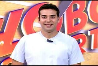 Globo Esporte - TV Integração - 27/03/2013 - Veja as notícias do esporte do programa regional da Tv Integração