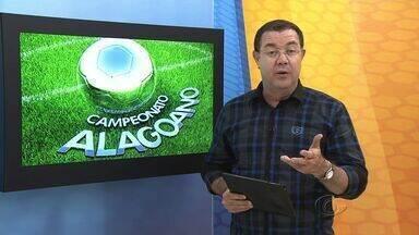 Veja o Globo Esporte AL desta quarta na íntegra - Destaque foi a vitória do CRB sobre o ASA.