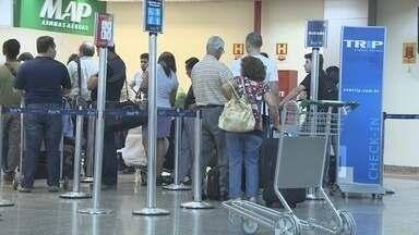 Com a chegada do feriado, a procura por passagens cresce na rodoviária de Porto Velho - Quem vai viajar de avião para outros lugares do Brasil, deve se apressar para conseguir preços acessíveis.