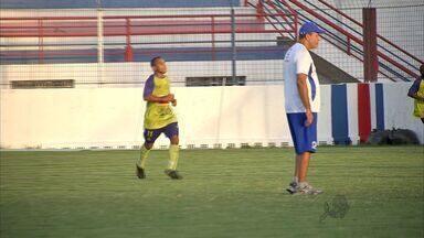 Baixinho Edinho ganha destaque no Fortaleza - Veja com Alysson Oliveira.
