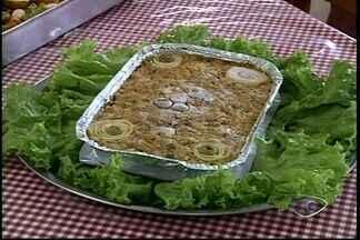 Capixabas se preparam para Semana Santa - Torta capixaba é o prato tradicional do estado. Restaurantes se preparam para receber os pedidos.