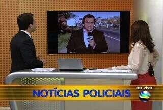 Confira o tráfego de veículos na saída de Aracaju (SE) neste inicio de feriado - Na manhã desta quinta-feira (28) o movimento ainda é tranquilo na saída de Aracaju (SE). Nas últimas 24 horas foram registradas três mortes nas estradas federais de Sergipe. Confira a ronda policial.
