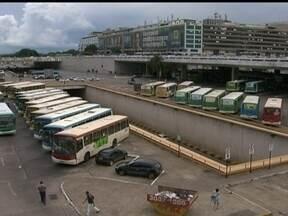 GDF anunciará nesta quinta (28) as empresas que assumirão Bacia 3 no transporte público - O consórcio Piracicabano, de São Paulo, deve ser o operador da Bacia 1 do novo sistema de ônibus coletivo do Distrito Federal. O GDF anunciará as empresas que devem assumir o transporte na Bacia 3.