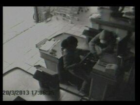 Polícia já registrou mais de 70 assaltos a comércio em Samambaia - Em muitos casos, comerciantes e clientes foram agredidos pelos bandidos. Em São Sebastião, quatro adolescentes foram apreendidos por suspeita no envolvimento na morte de um encarregado de obras.