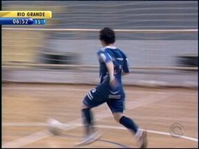 Começa nesta sexta-feira (29) a Série Ouro do estadual de futsal - Primeira partida será em Santo Ângelo, RS.