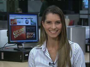 Veja os destaques do Globo Esporte desta sexta-feira - Veja os destaques do Globo Esporte desta sexta-feira