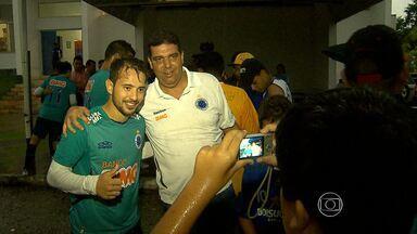 No Cruzeiro não basta ganhar, tem que ser sem levar gols - Cruzeiro enfrenta o Villa Nova neste sábado