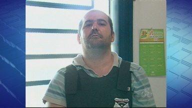 Suspeito de matar empresário em 2012 é transferido para Presídio Federal, em Porto Velho - José Carlos Barbosa foi preso em Goiás. A polícia de Ariquemes investiga o caso.