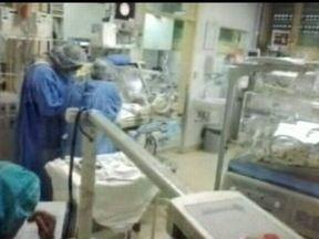 UTI neonatal do Hospital de Ceilândia não vai receber novos pacientes - A UTI neonatal do Hospital de Ceilândia não vai mais receber nenhuma criança. Na terça-feira (9), morreu mais um bebê por suspeita de contaminação por uma bactéria.