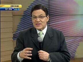 Cláudio Brito critica decisão do TSE de alterar número de deputados federais de estados - RS perdeu uma vaga.