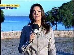 Telespectadores perguntam sobre as condições do tempo - Confira as respostas do Galo Bendito.
