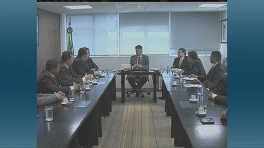 Prefeitos de Manaus se reúnem em Brasília - Programas do Governo Federal foram apresentados ao governo do Amazonas em reunião en Brasília.