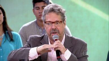 Jornalista americano expõe sua visão sobre o 'jeitinho brasileiro' - Matthew Shirts diz que admira a capacidade do brasileiro de lidar com as dificuldades