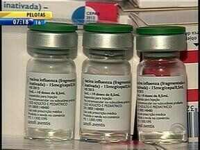 Começa a campanha de vacinação contra a Gripe A - Campanha vai até o dia 26 de abril.
