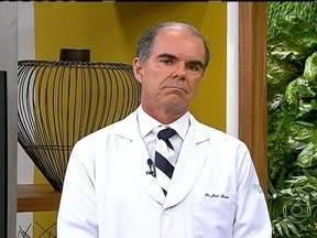 'Vacina da gripe não causa a gripe', diz médico - O médico do programa Bem Estar, José Bento, explica a importância da vacina contra a gripe. O doutor alerta também que a vacina não causa gripe.