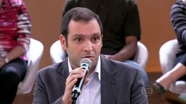 Paulo Malvasi diz que medidas sócio-educativas recuperam menor - Nos últimos anos, Brasil diminuiu número de latrocínios por adolescentes