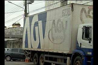 Caminhões carregados contrabando são apreendidos em cidades do nordeste do estado - O caso está sendo investigado pela Polícia Federal.
