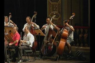 Banda Sinfônica do Estado de São Paulo se apresenta no Theatro da Paz, em Belém - Confira com a repórter Pollyanna Bastos.