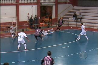 São Paulo/Suzano e Sertãozinho empatam na Liga Futsal - A equipe do Alto Tietê perdeu uma chance incrível de somar pontos dentro de casa